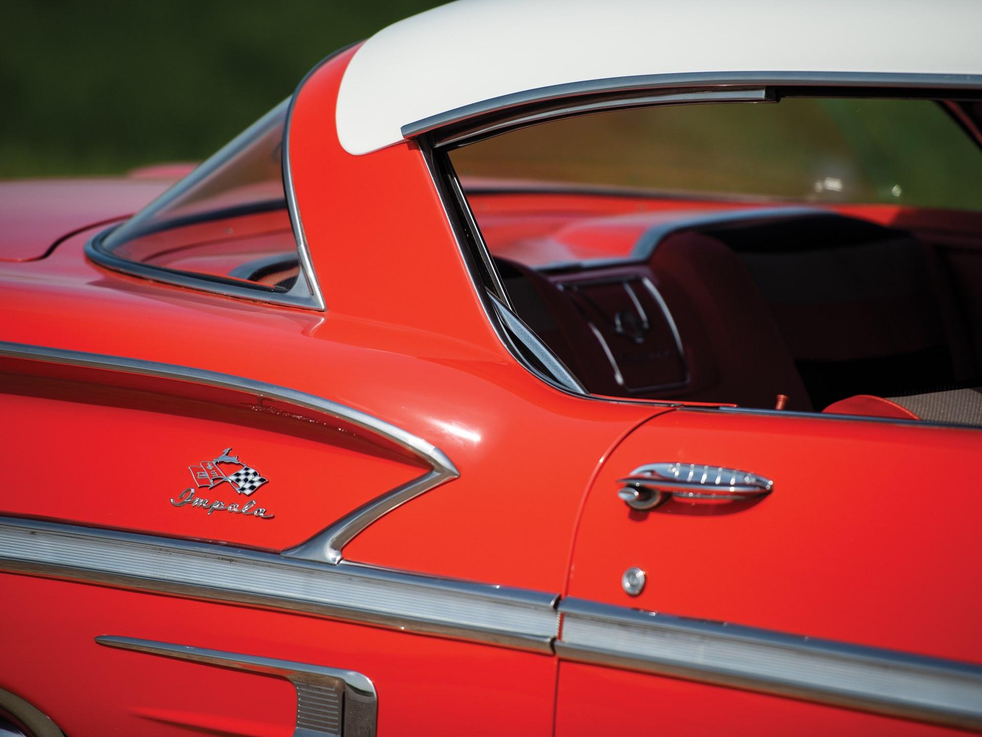 1958 Chevrolet Bel Air Impala Sport Coupe
