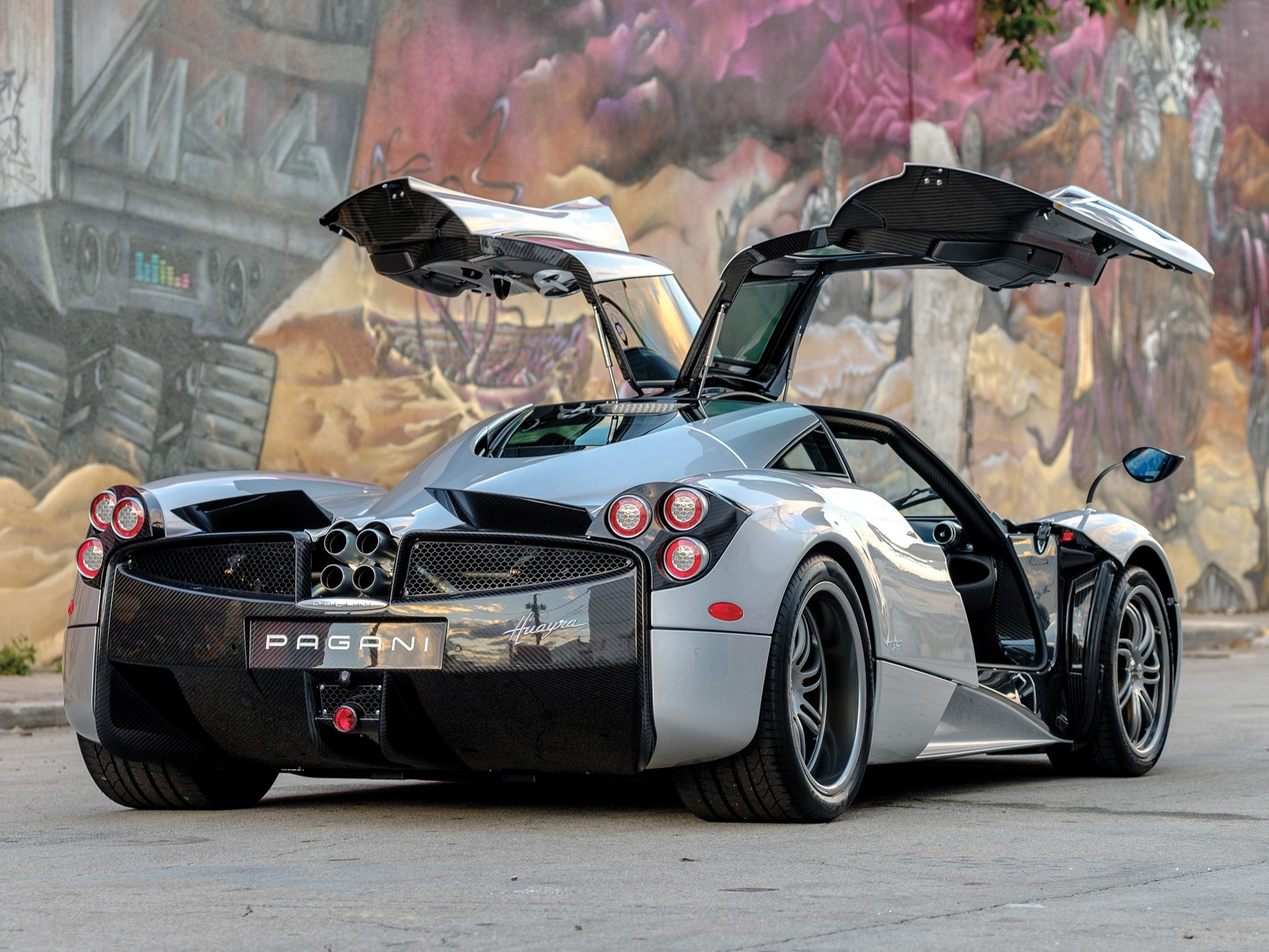 2014 Pagani Huayra