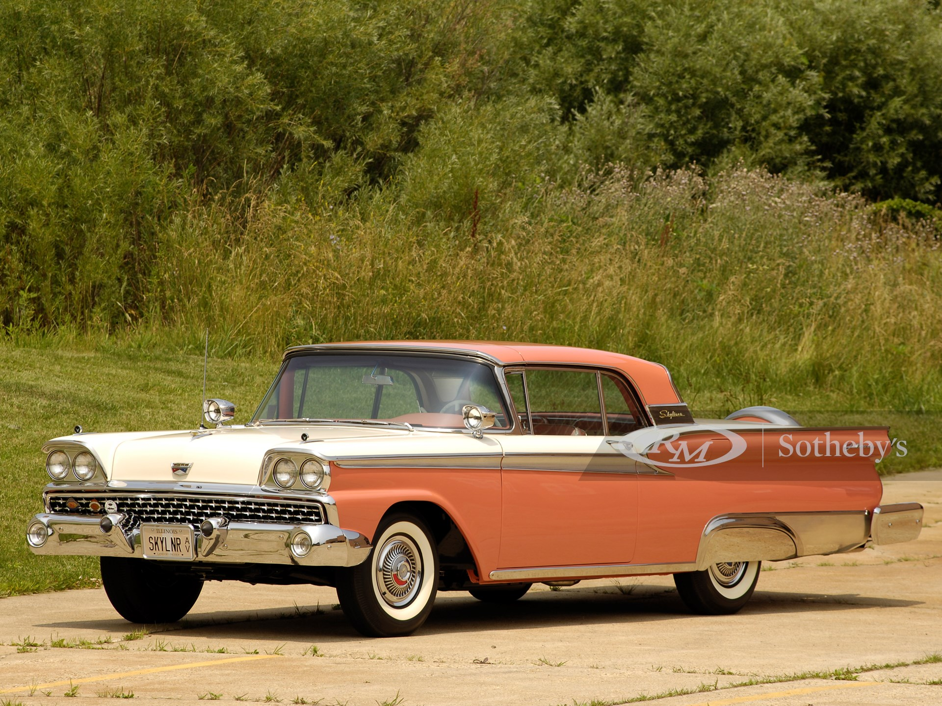 1959 Ford Galaxie 500 Skyliner Retractable Hard Top