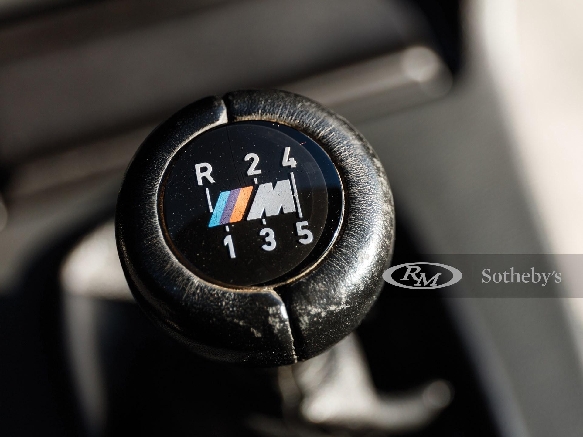 1988 BMW M3  -