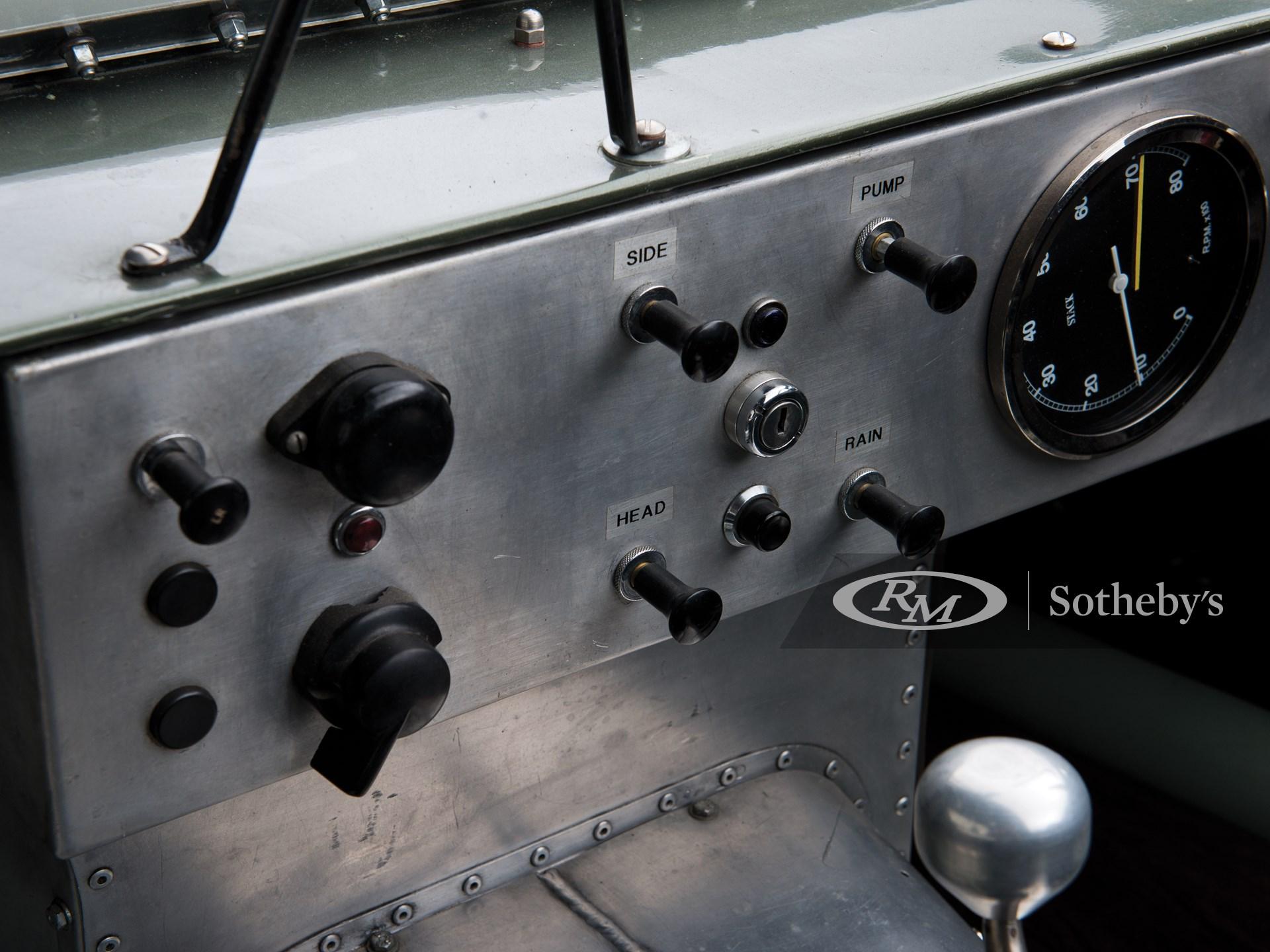 1959 Lister-Chevrolet   -
