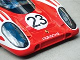 Porsche 917 Junior Children's Car - $