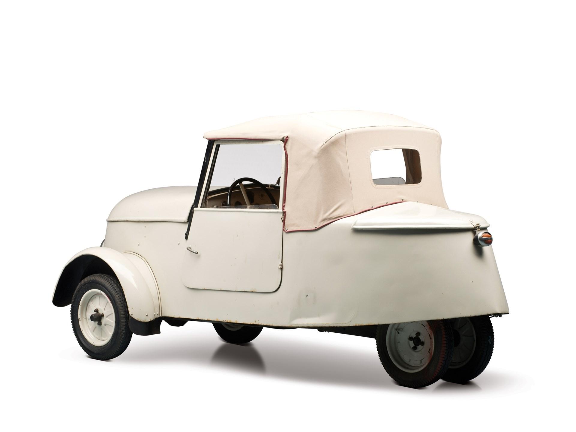 1942 Peugeot VLV
