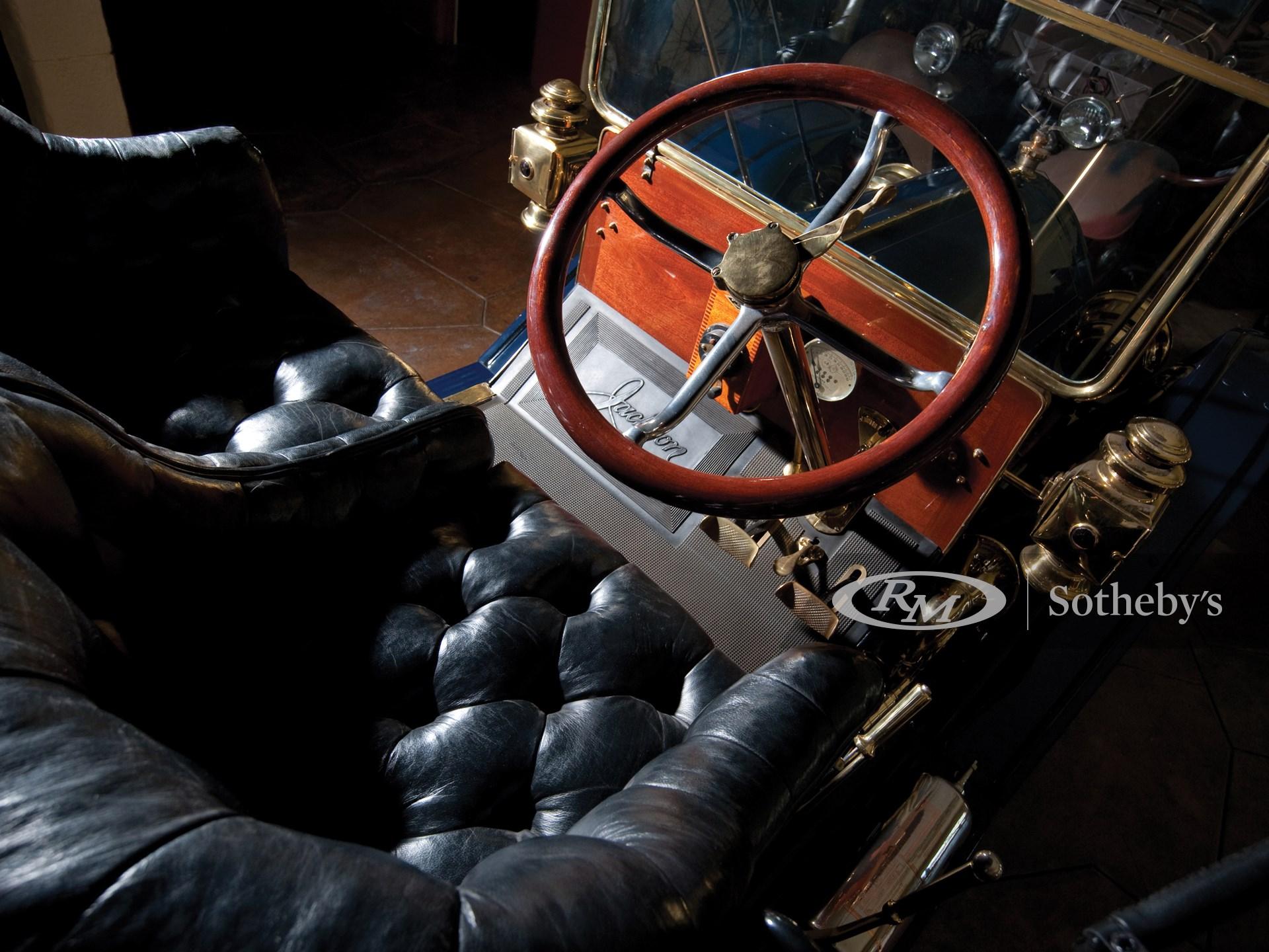 1911 Jackson 50 HP 7-Passenger Touring