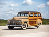 1948 Plymouth Special DeLuxe Six Station Wagon  - $