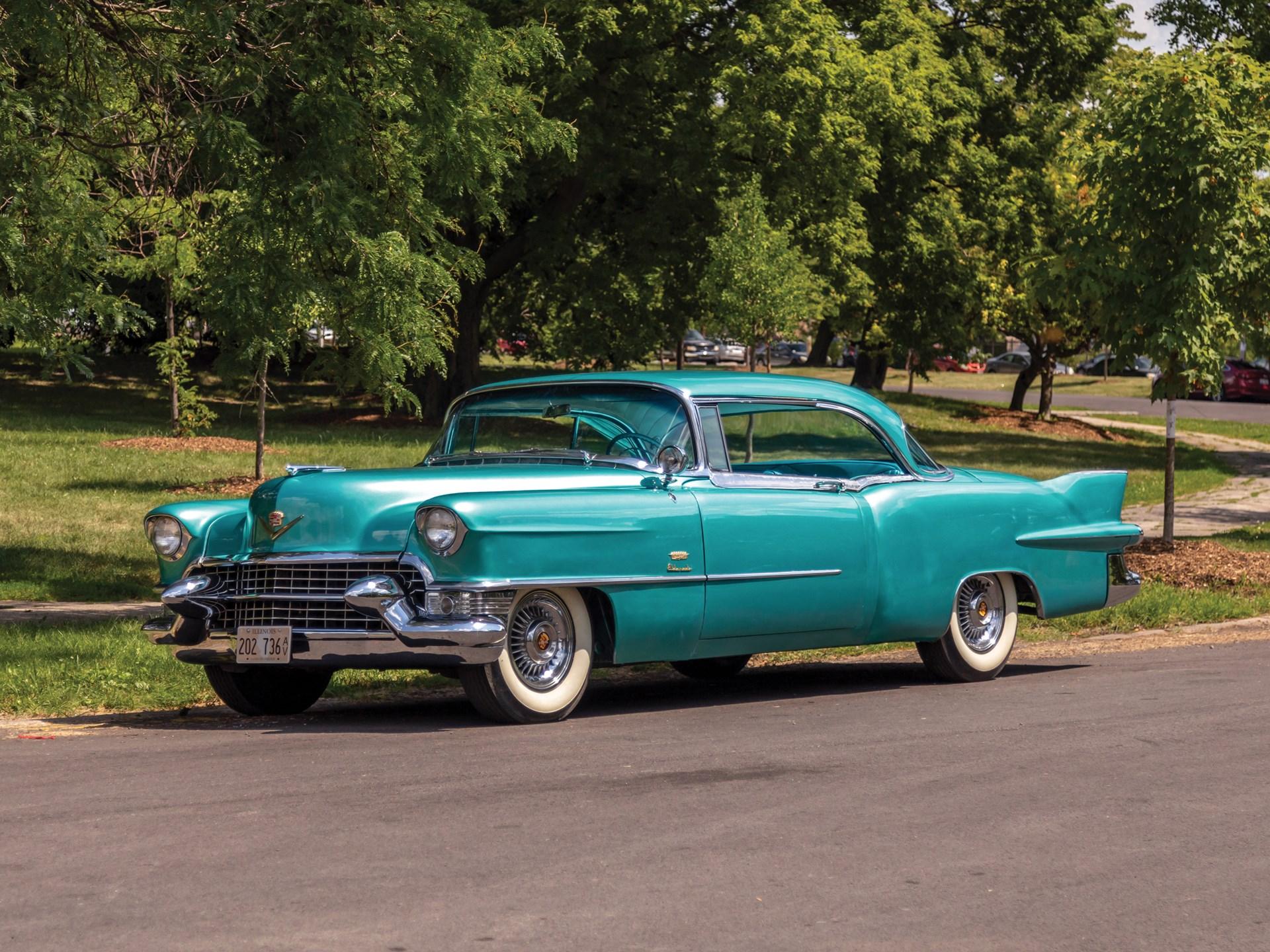 RM Sotheby's - 1954 Cadillac Eldorado Custom Coupe ...