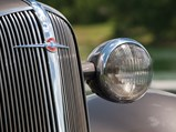 1936 Chevrolet Master DeLuxe Coupe  - $