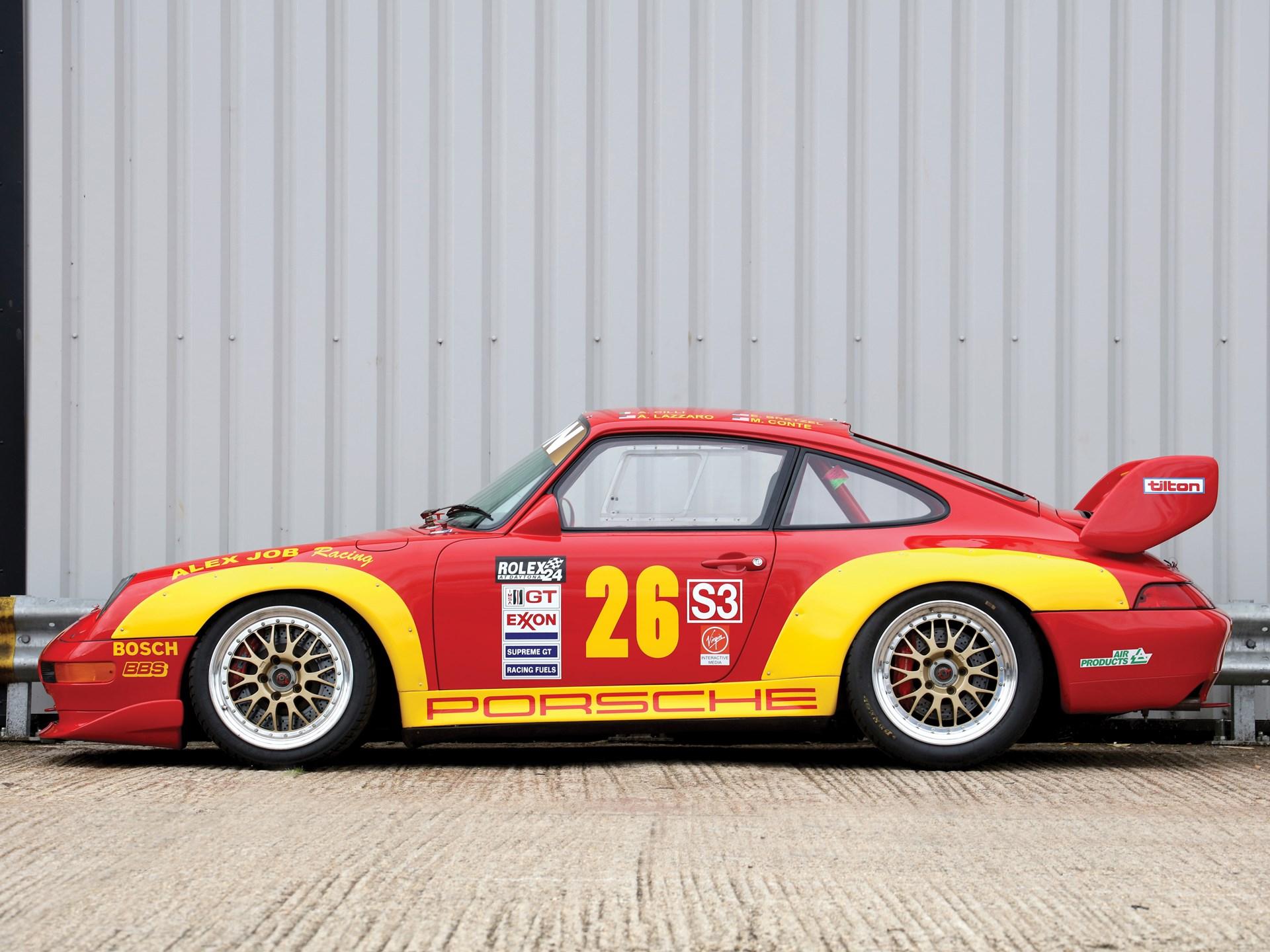 1997 Porsche 911 Carrera RSR