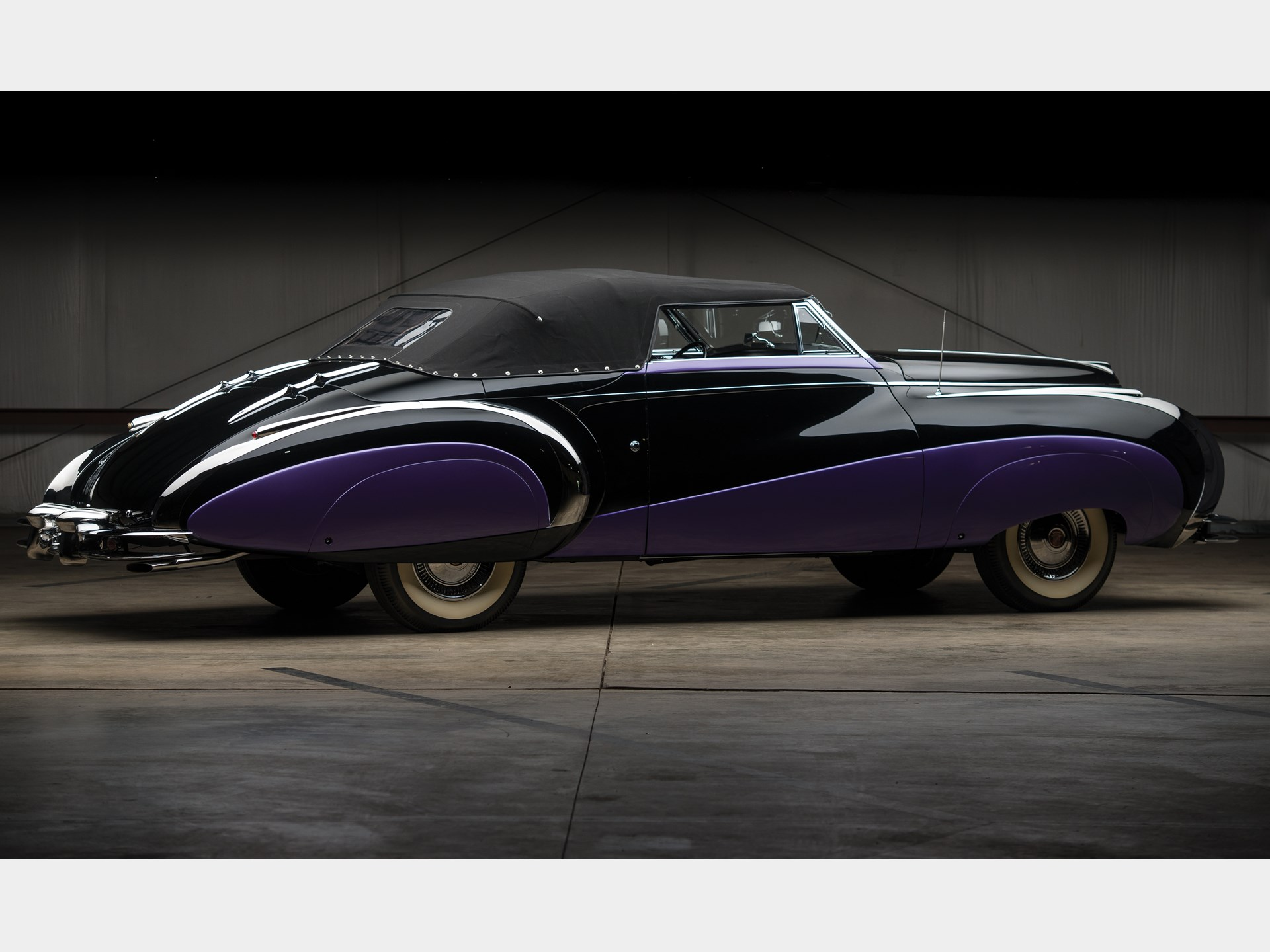 1948 Cadillac Series 62 Cabriolet by Saoutchik