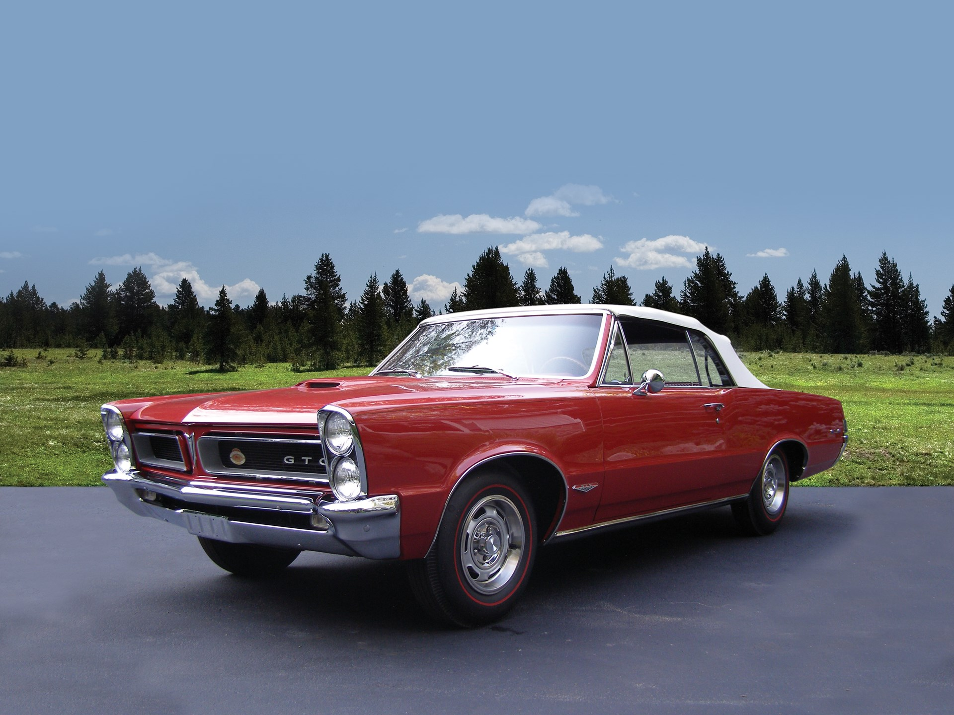RM Sotheby's - 1965 Pontiac GTO Convertible | Vintage Motor Cars at ...