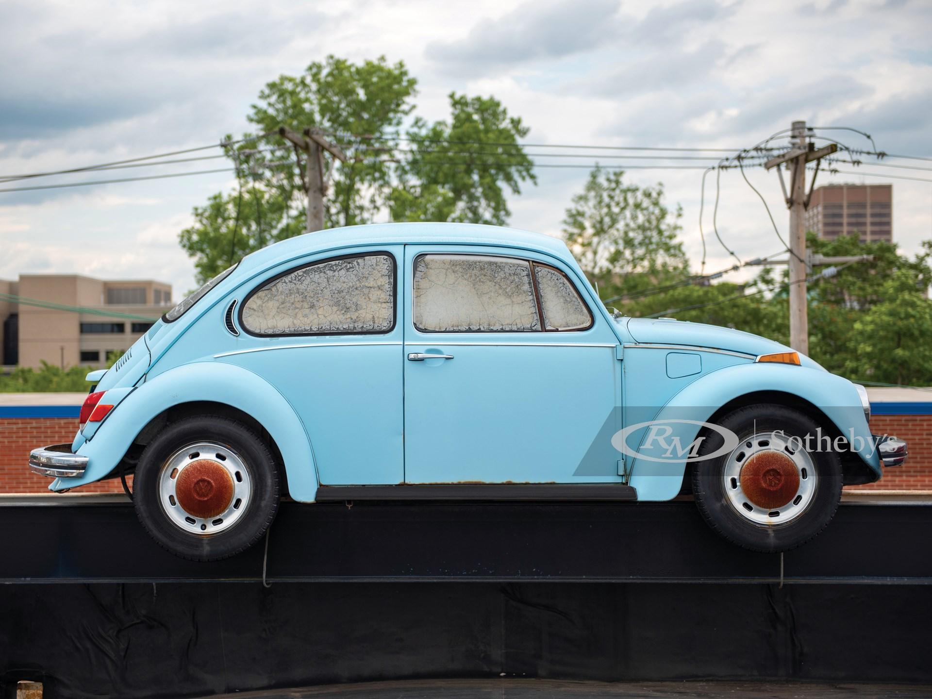 1972 Volkswagen Beetle Sedan Project  -