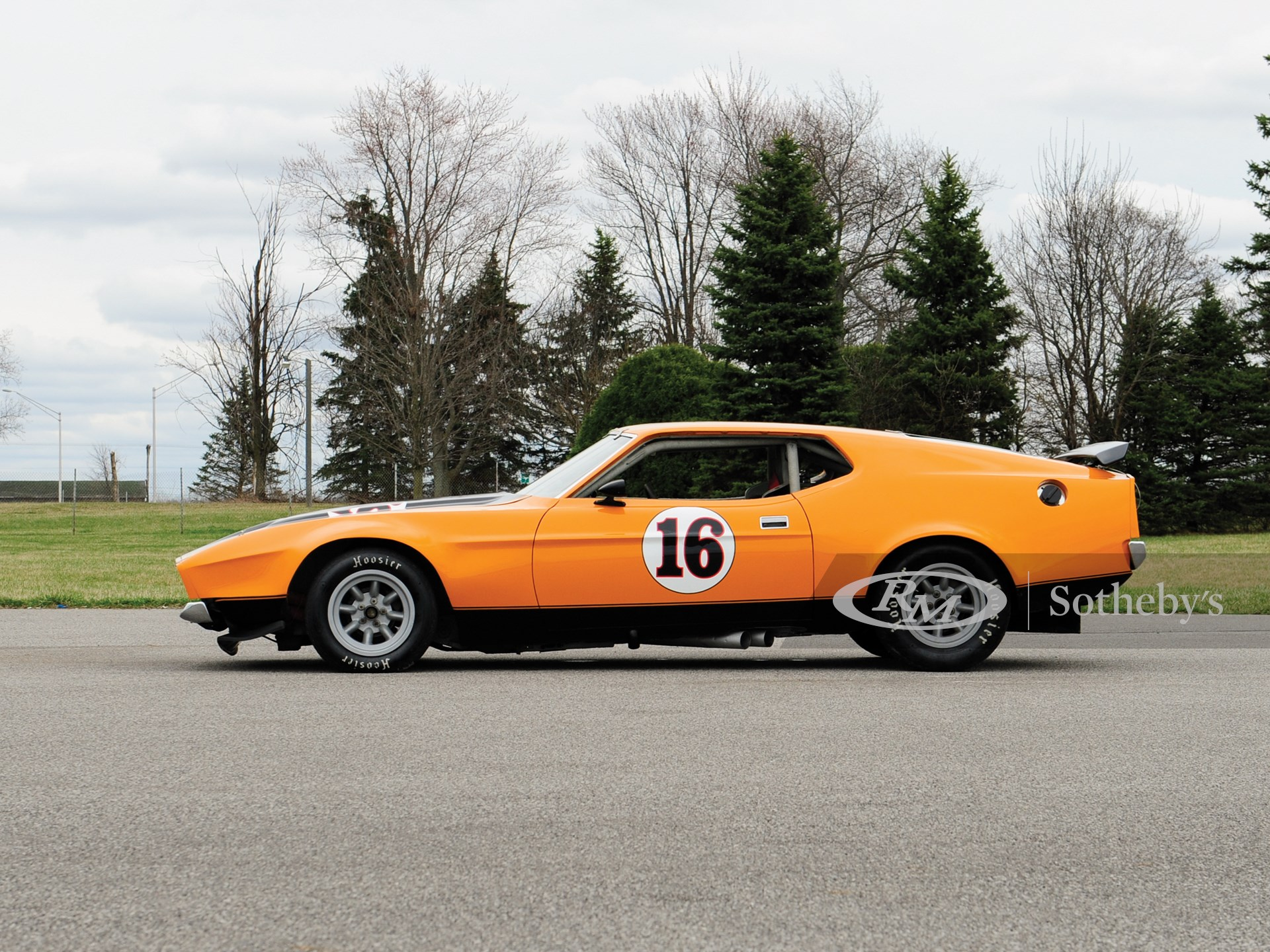 1973 Ford Mustang Trans Am  -