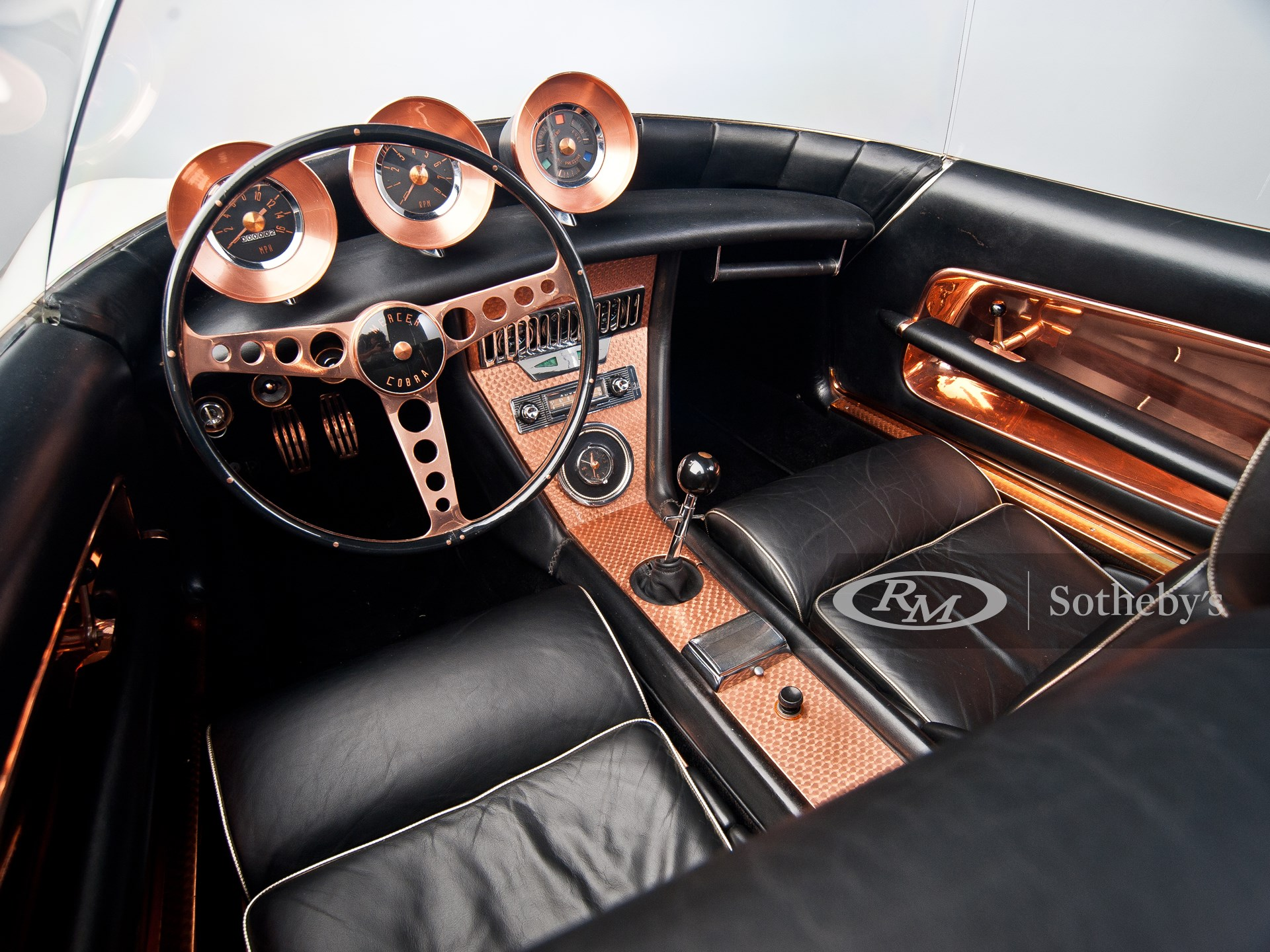 1965 Mercer-Cobra Roadster  -