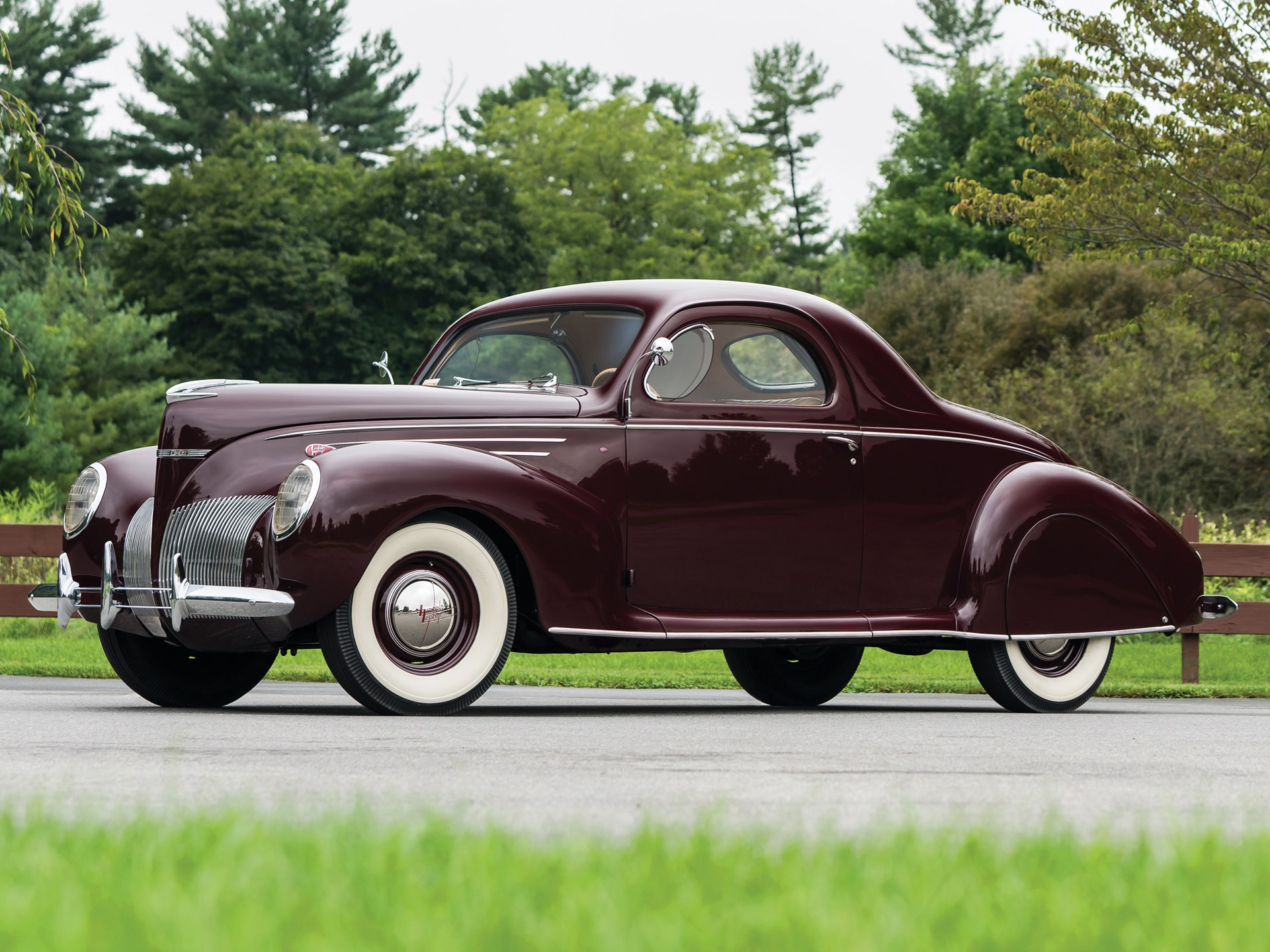 Rm Sotheby S 1939 Lincoln Zephyr Coupe Hershey 2018