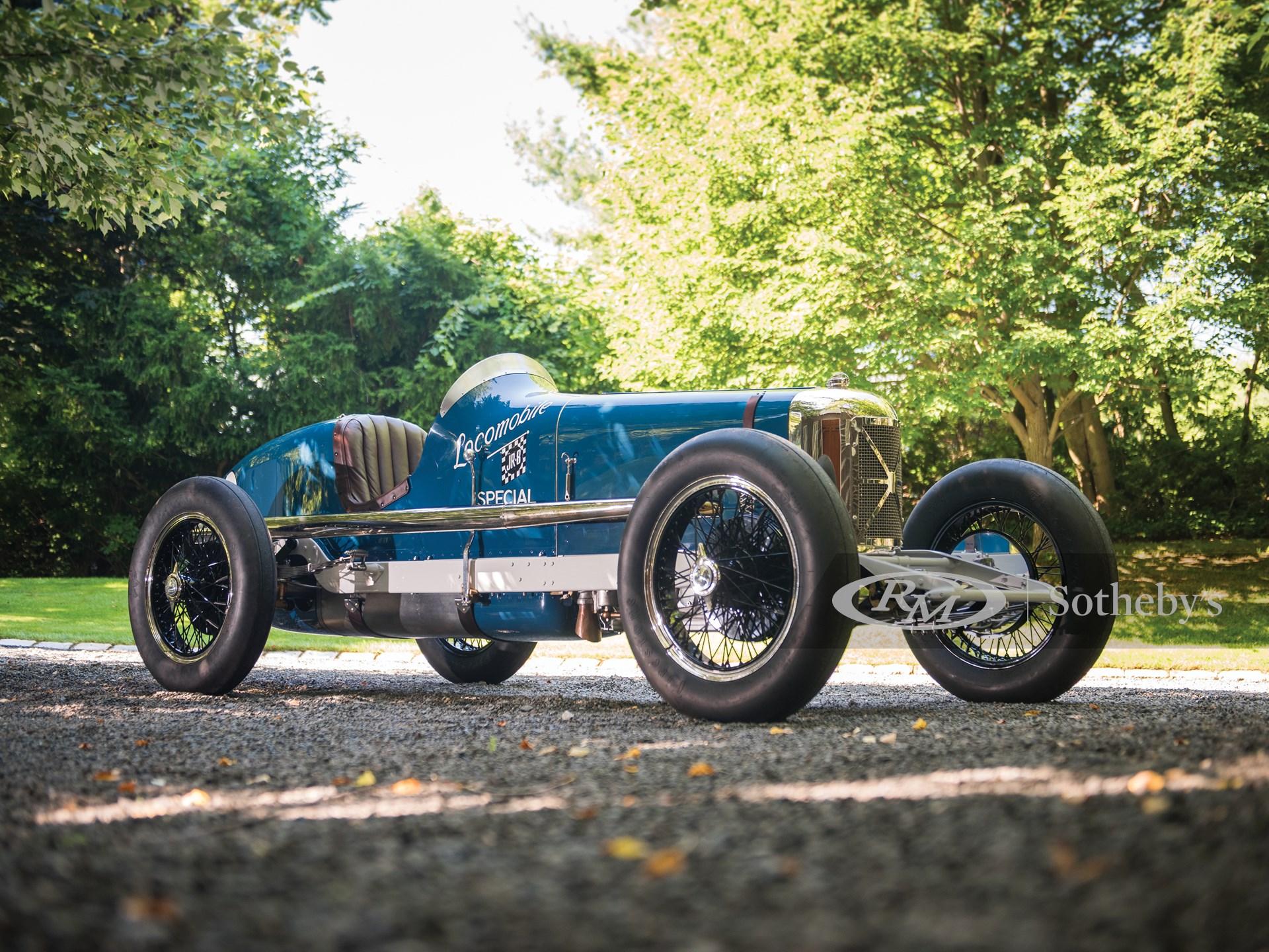 1926 Miller Locomobile Junior 8 Special  -