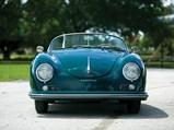 1958 Porsche 356 A Speedster by Reutter - $