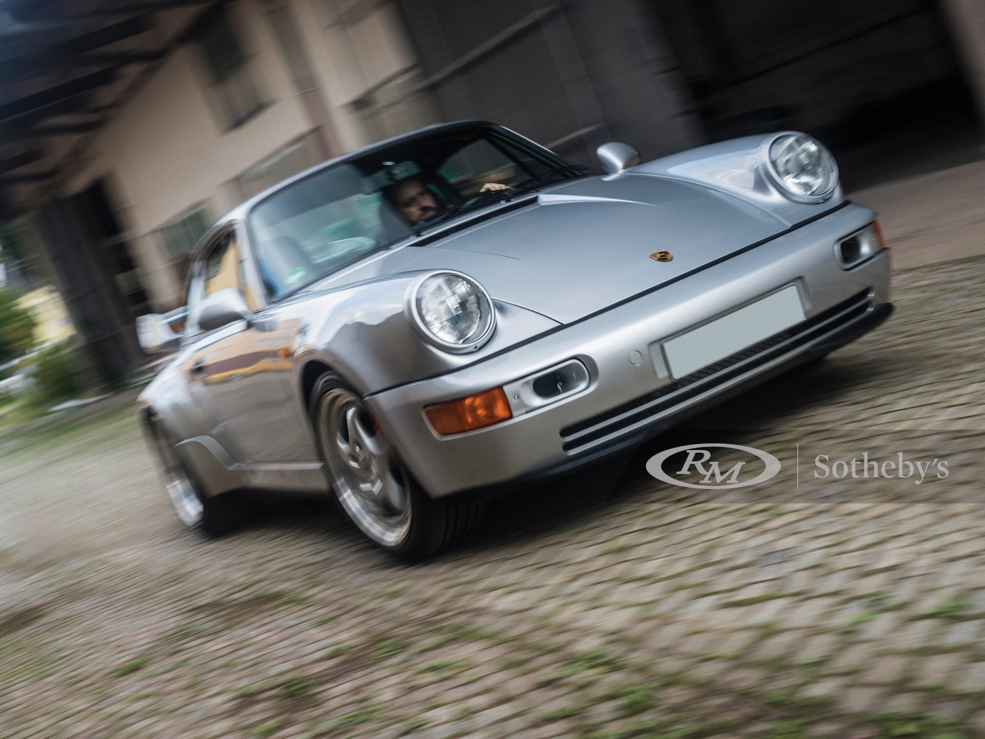 1993 Porsche 911 Carrera RS 3.8  -