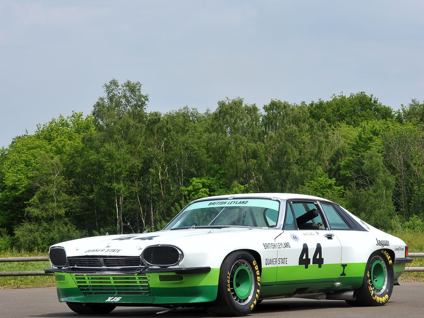 RM Sotheby\'s - 1978 Jaguar XJ-S Group 44 Trans-Am Race Car ...