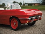 1963 Corvette Sting Ray Electric Children's Car - $