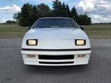 1987 Dodge Daytona Shelby Z  - $