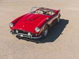 1962 Ferrari 250 California SWB Spider by Scaglietti - $