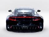 2011 Aston Martin One-77  - $