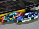2014 Chevrolet SS NASCAR 'Jeff Gordon'  - $Jeff Gordon, #24, 2014 Chevrolet SS, NASCAR Sprint Cup Series, Irwin Tools Night Race, Bristol Motor Speedway, August 22, 2015.