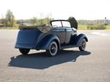 1937 Ford DeLuxe Phaeton  - $