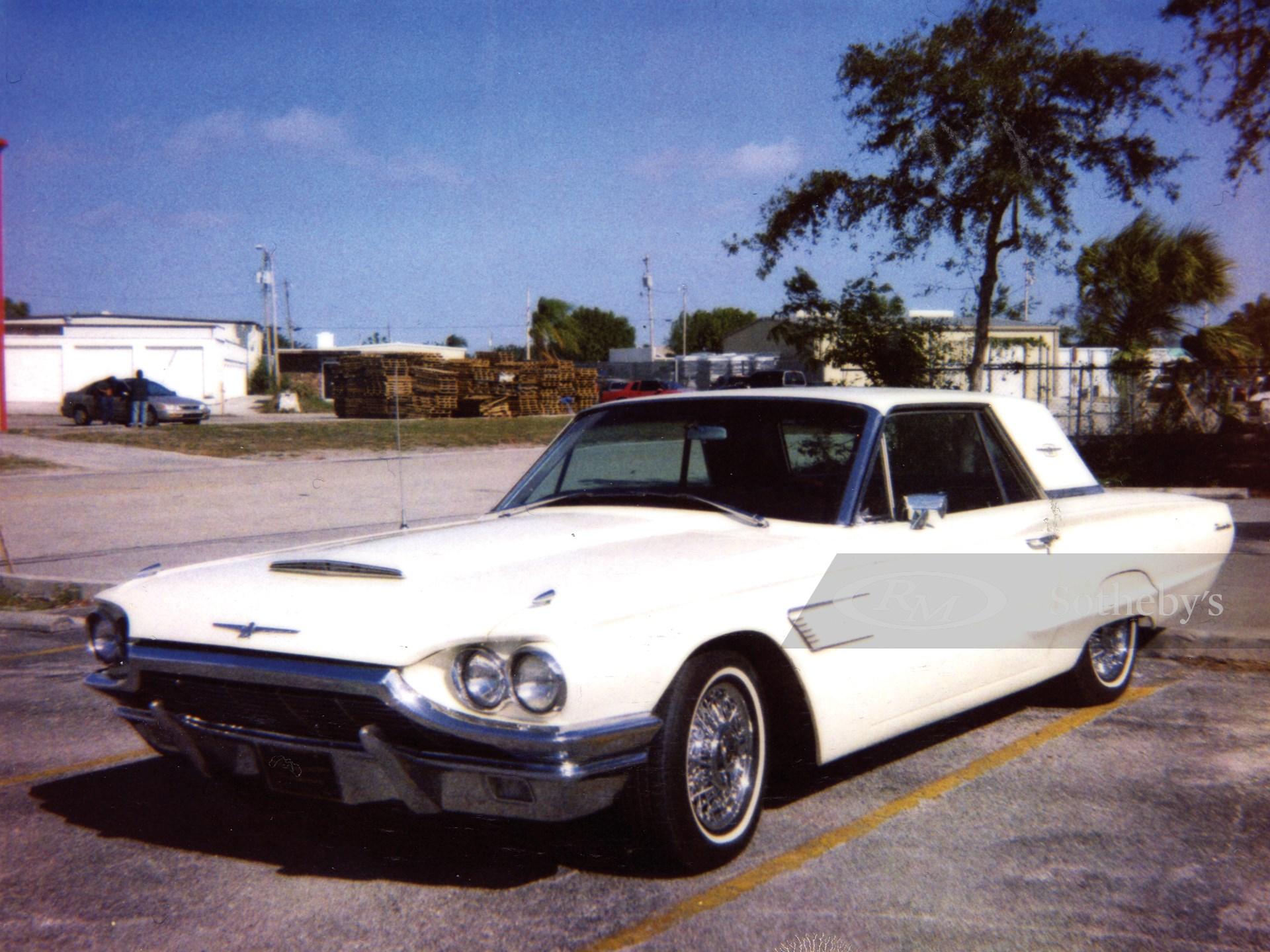 1965 Ford Thunderbird 2D  -