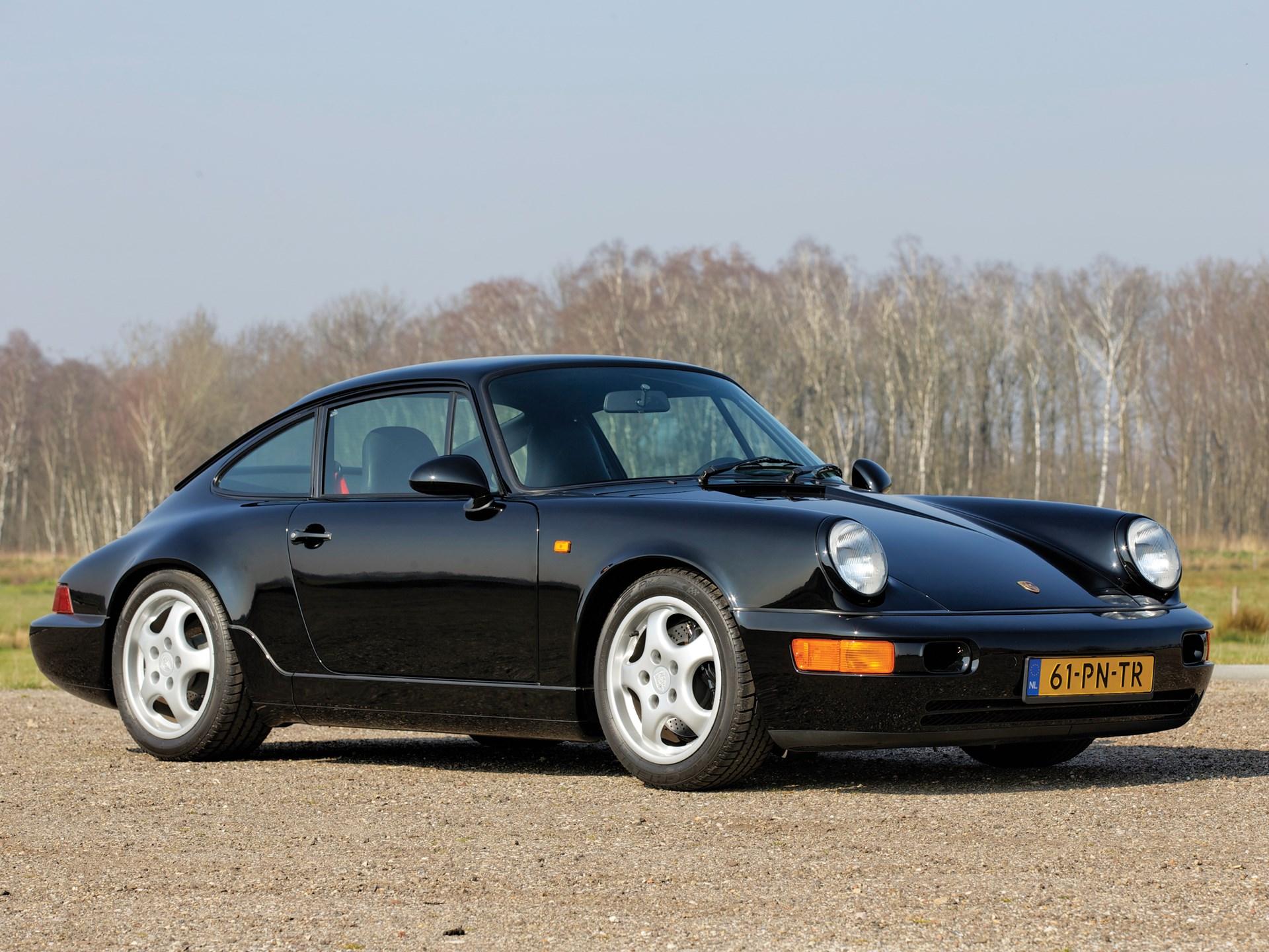 1992 Porsche 911 Carrera RS 3.6