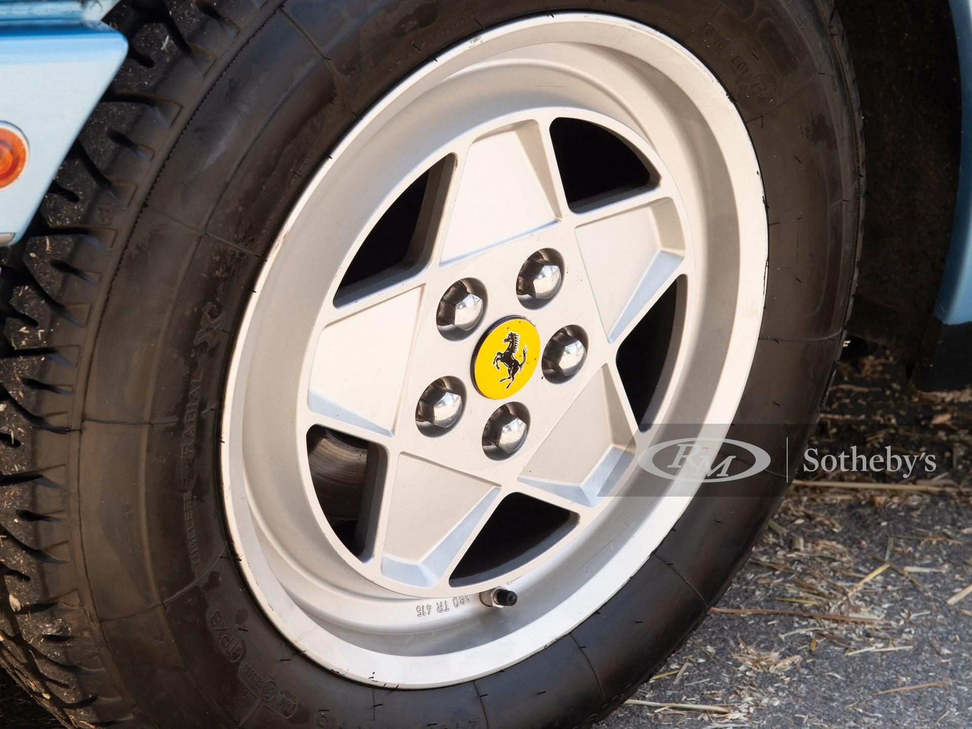 1986 Ferrari 412  -