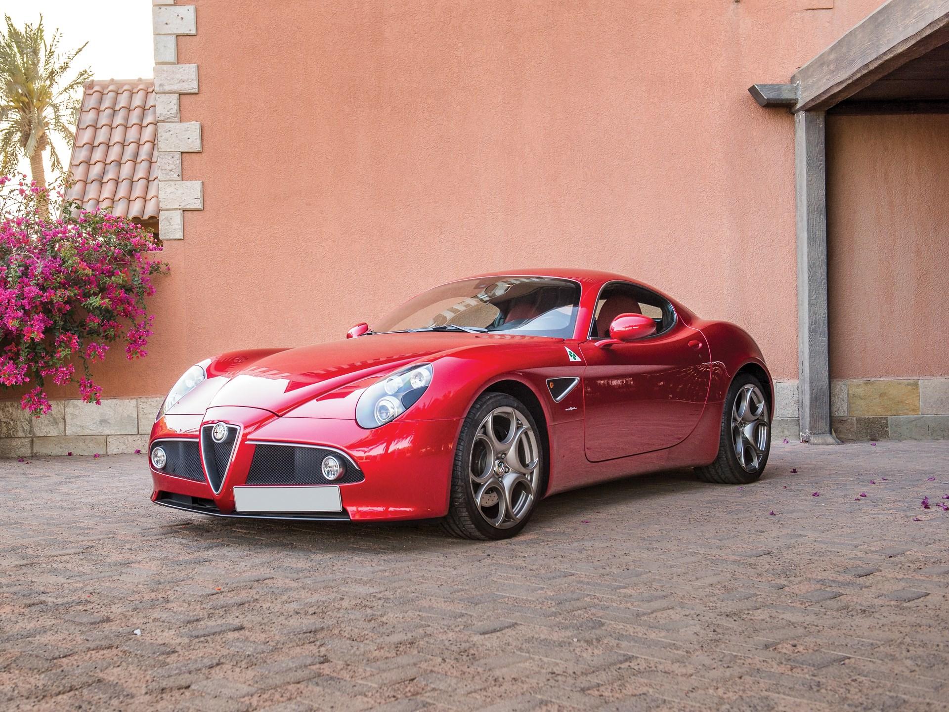 RM Sotheby's - 2008 Alfa Romeo 8C Competizione