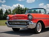 1957 Chevrolet Bel Air Convertible  - $