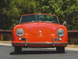 1955 Porsche 356 1500 Continental Cabriolet by Reutter - $