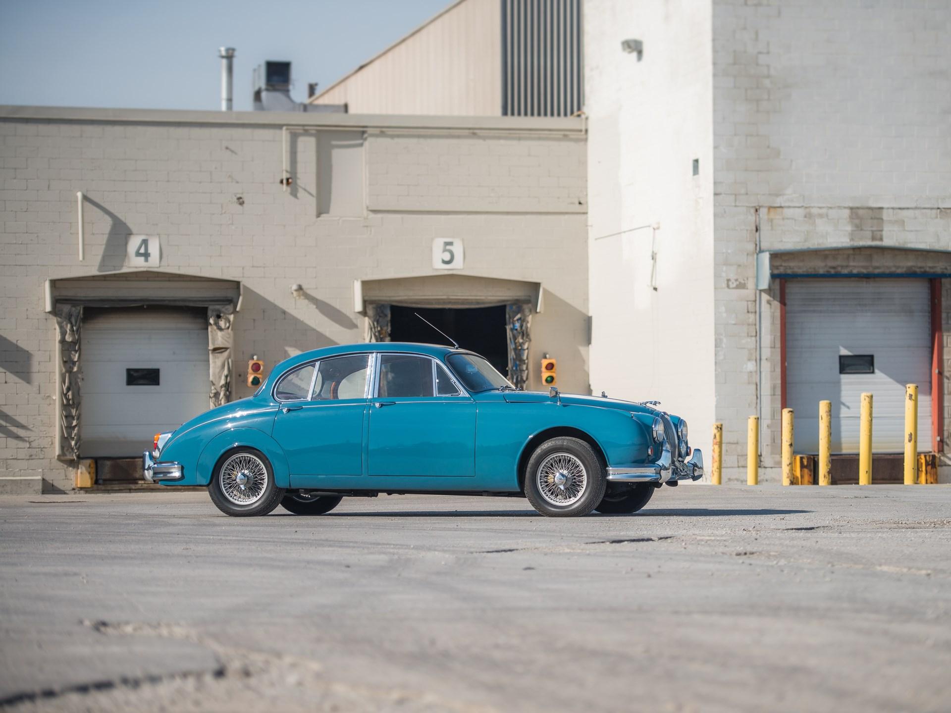 1960 Jaguar Mark 2 3.8 Saloon