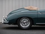 1959 Porsche 356 A 1600 Convertible D by Drauz - $