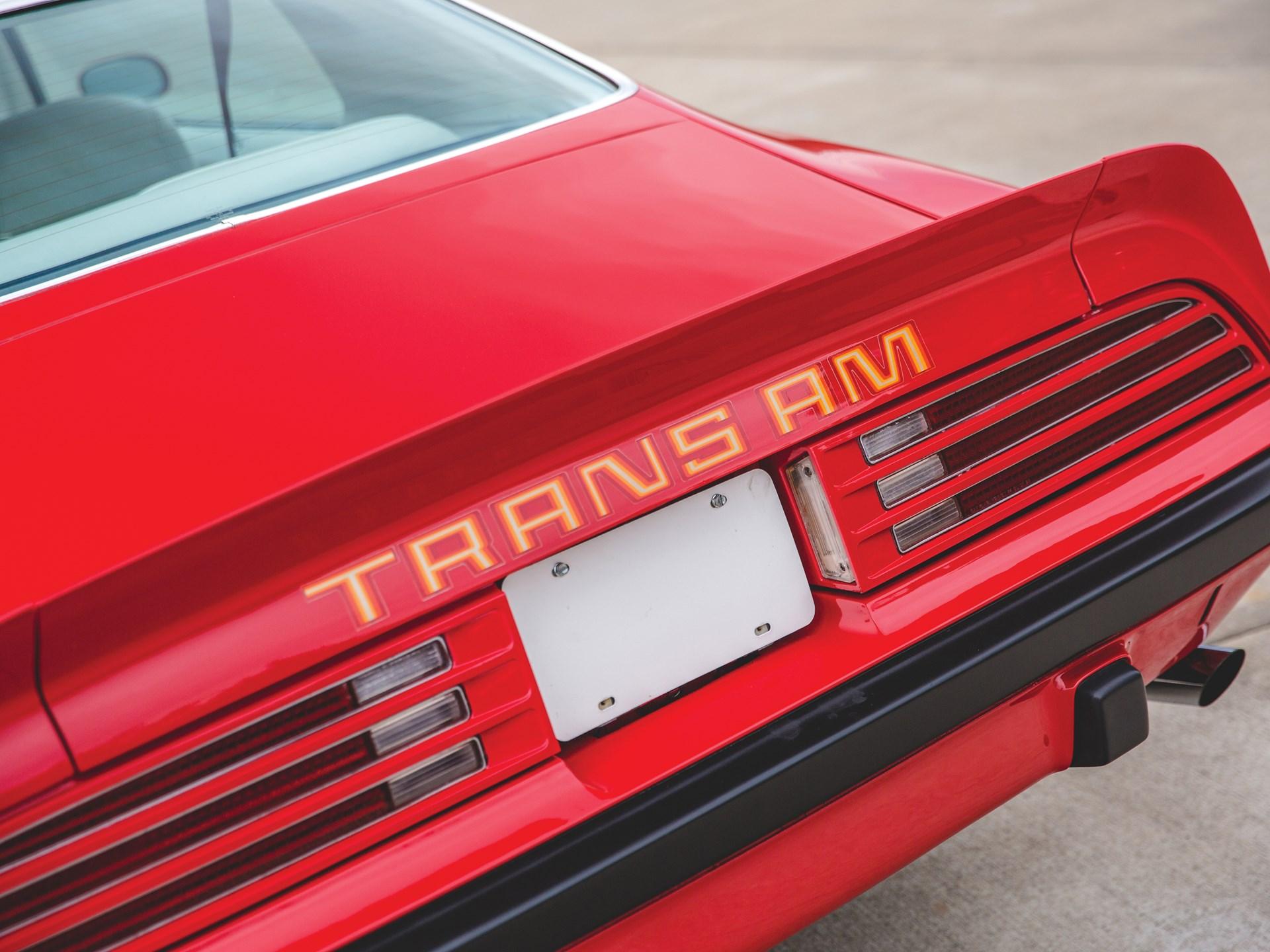1974 Pontiac Trans Am SD-455