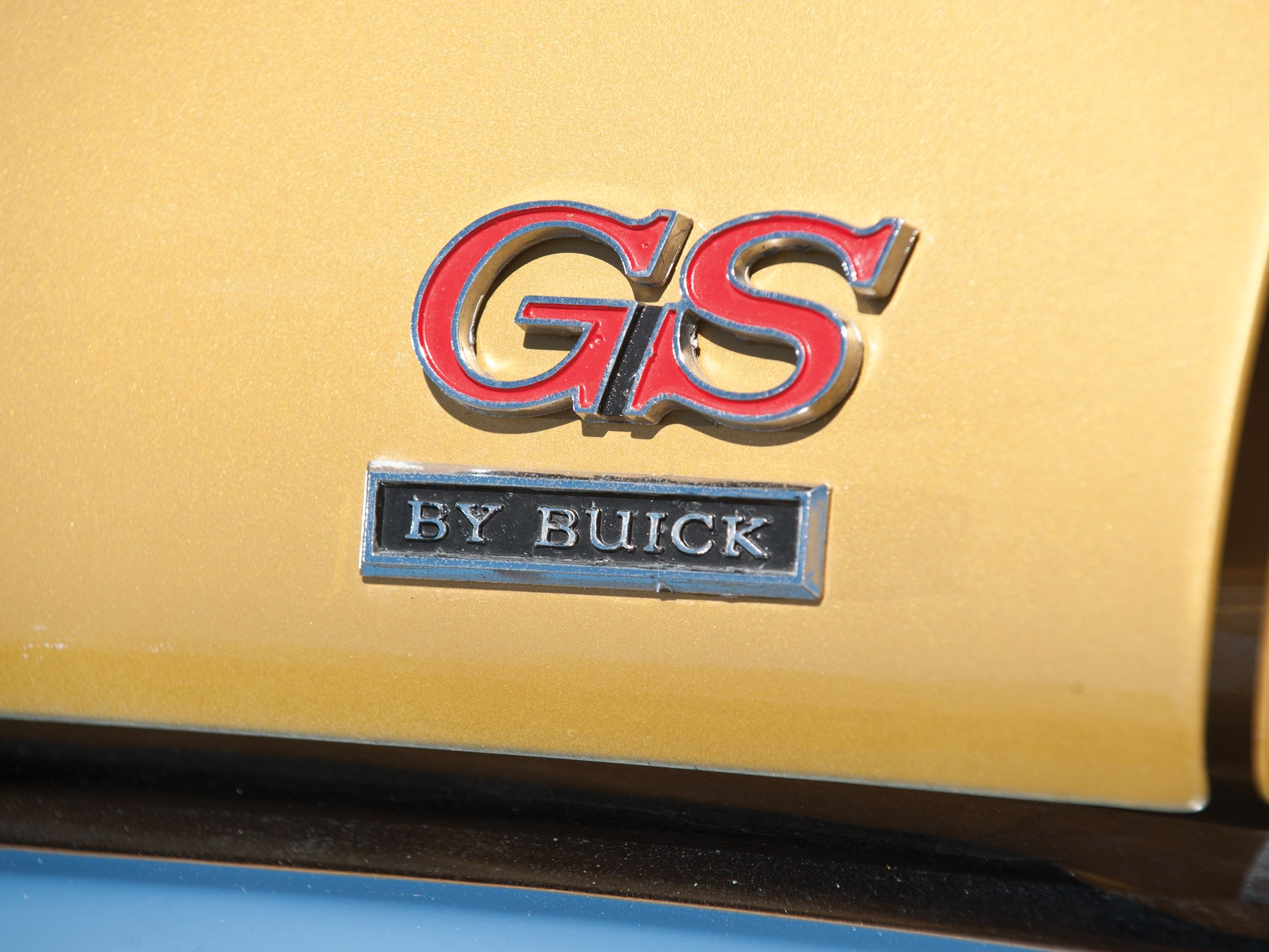 RM Sotheby's - 1971 Buick GS 455 Convertible | The Charlie