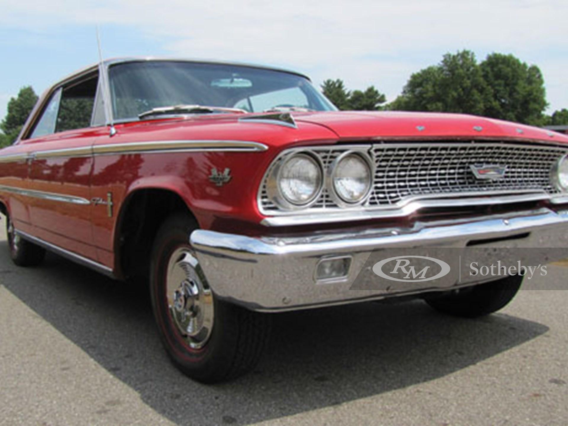 1963 1/2 Ford Galaxie 500 R-Code