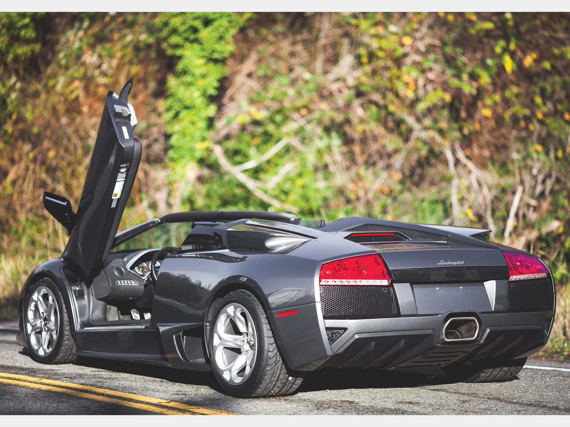 Rm Sotheby S 2008 Lamborghini Murcielago Lp640 Roadster Arizona 2018