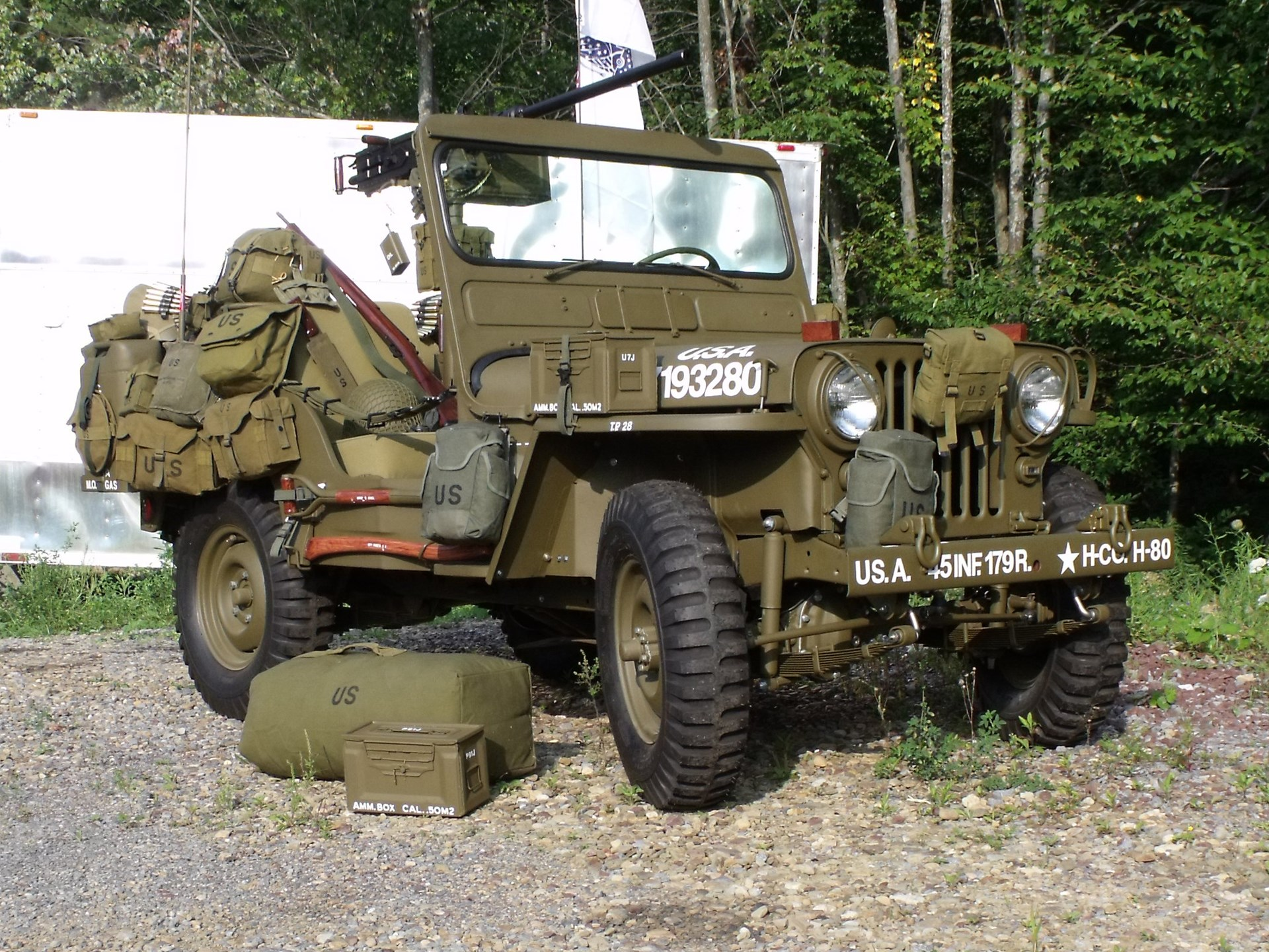 Rm Sothebys 1952 Willys M38 Korean War Military Jeep Hershey 2011 1950 Cj 3a For Sale