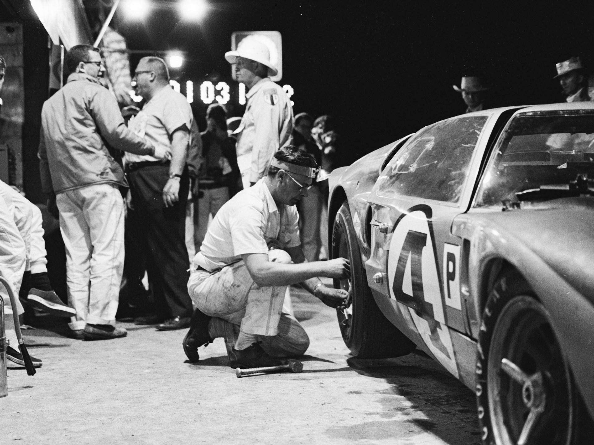 Sebring 12 Hours, 1966.