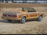 1985 Chrysler LeBaron Town and Country Convertible  - $