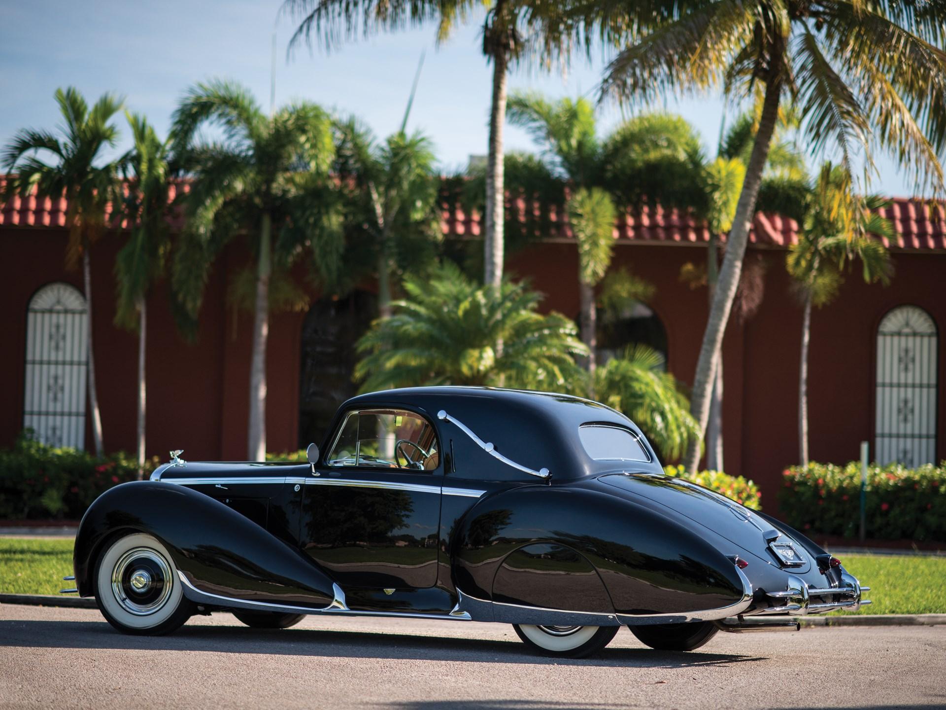 RM Sotheby's - 1947 Bentley Mark VI Fixed Head Coupé by