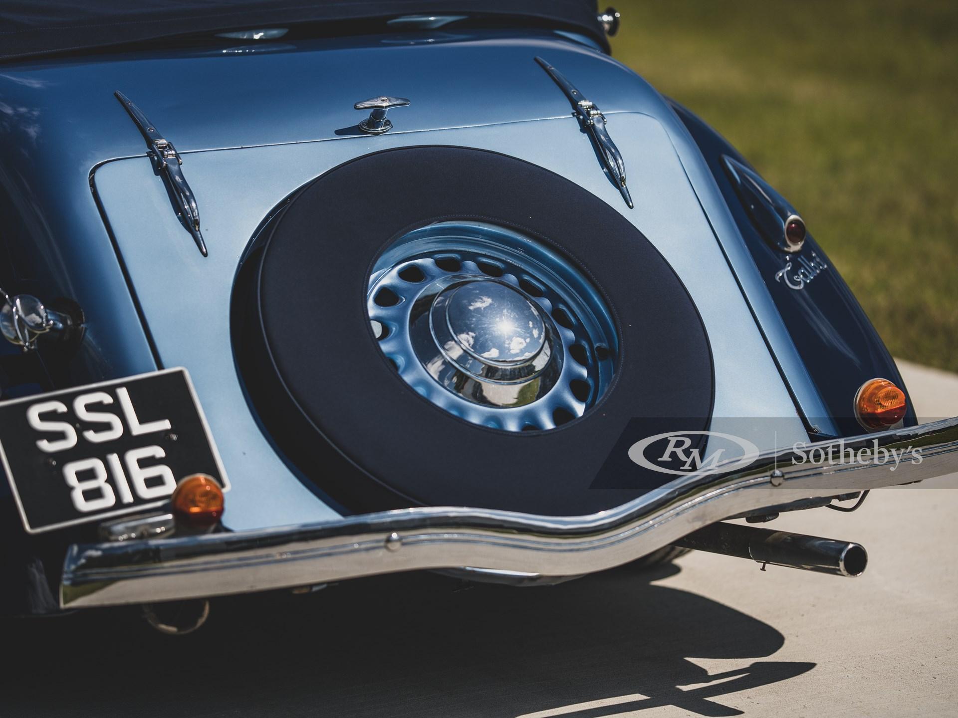 1939 Talbot-Lago T23 Major Cabriolet  -