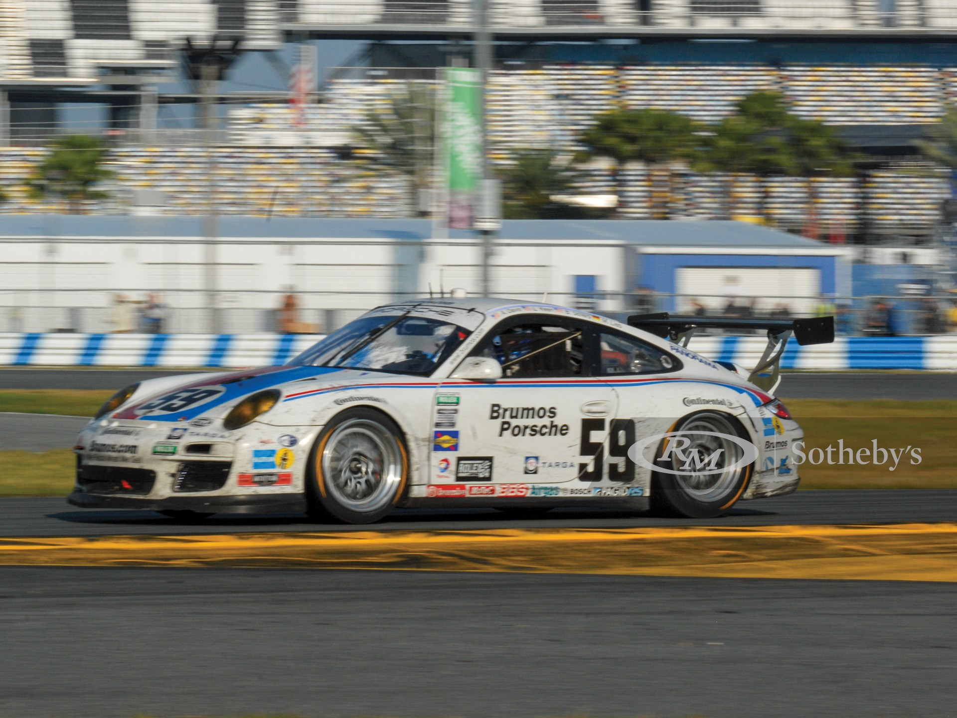 2019 Rolex 24 at Daytona with Hurley Haywood -