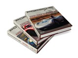 Porsche Excellence Was Expected by Karl Ludvigsen, Three-Volume Set, 2003 - $