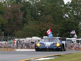 2006 Maserati MC12 GT1  - $The MC12 at speed during the 2007 ALMS Petit Le Mans.