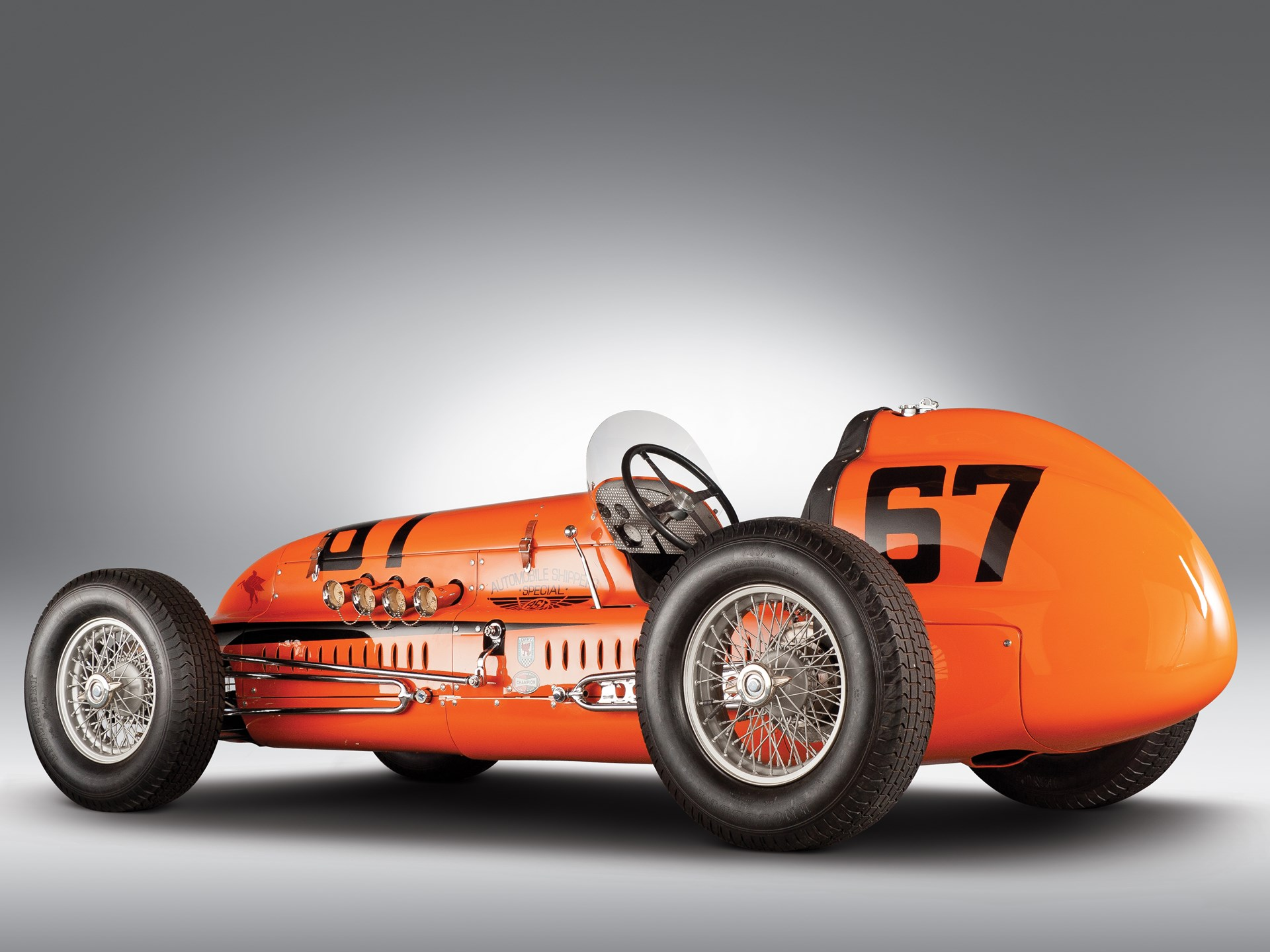 "1949 Snowberger-Offy Indianapolis ""500"" Roadster"