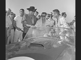 1963 Shelby 289 Cobra Works  - $Carroll Shelby, Bob Holbert, and Ken Miles celebrate their class win at Road America in CSX 2129, September 1963.
